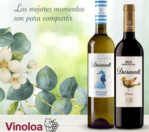 Vinoloa amplía su portfolio con un albariño y un Rioja