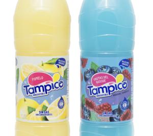 Tampico ataca el verano con nuevos sabores