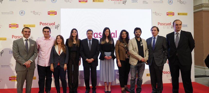 Tercera edición de Pascual Startup