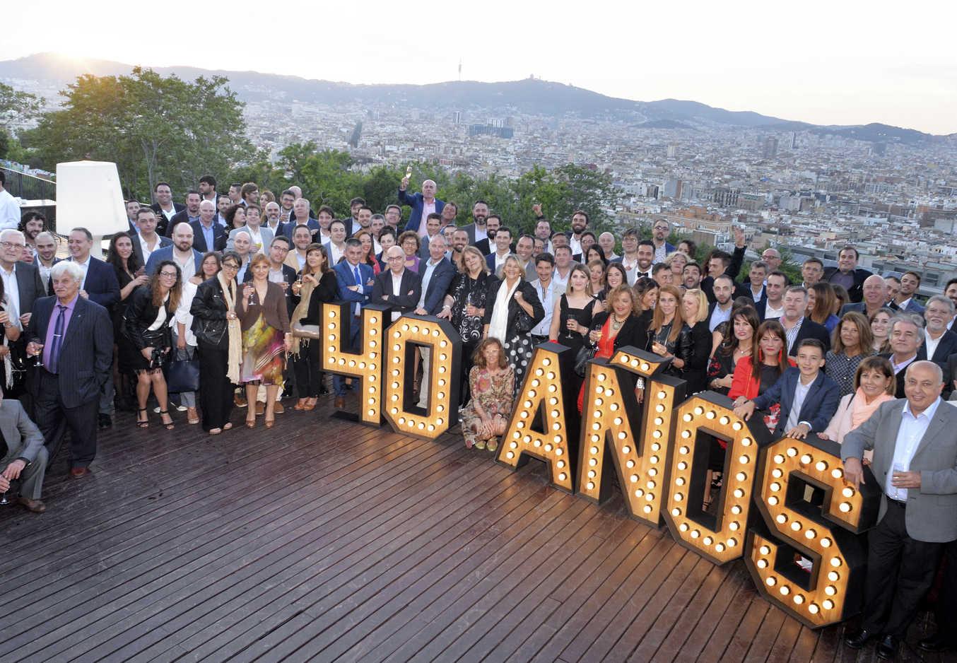 Tempel Group celebra su 40 aniversario con una convención en Barcelona