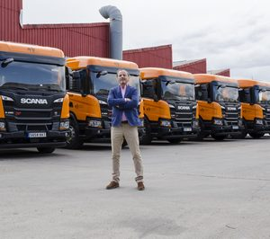 El grupo Mat incorpora 6 camiones