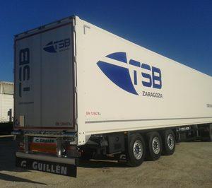 TSB Zaragoza potencia su flota con Guillén Group