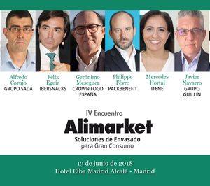 Hoy se celebra el IV Encuentro Alimarket Soluciones de Envasado