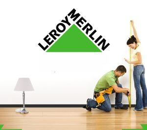 Leroy Merlin estrena nueva tienda de construcción y reforma