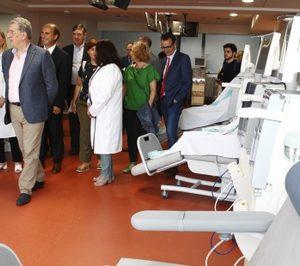 Aragón pone en marcha una nueva unidad de hemodiálisis