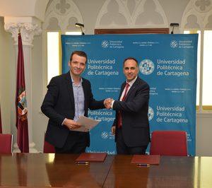 Acuerdo de colaboración de Bodegas Luzón con la Universidad Politécnica