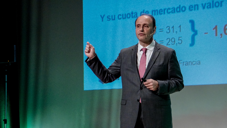 """José Carlos González-Hurtado, President of International de IRI Worldwide: """"A la distribución le falta inteligencia"""""""