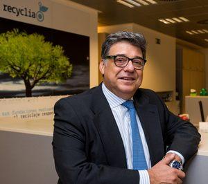 Recyclia gestionó 10.000 t de aparatos electrónicos profesionales en 2017