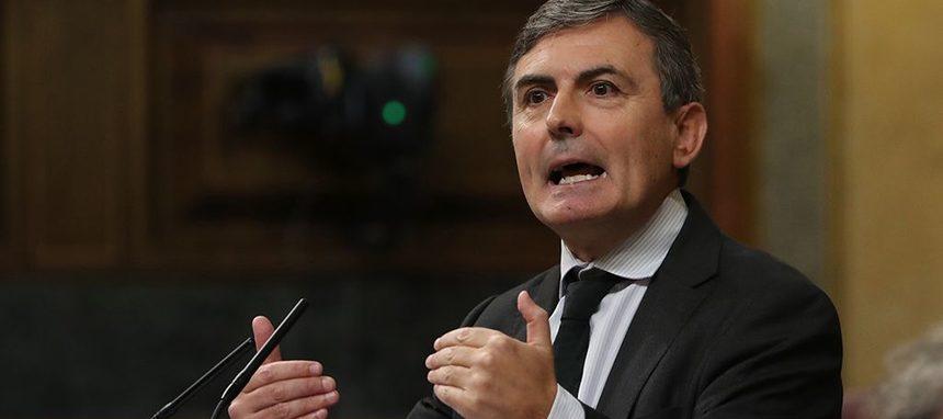 Pedro Saura, nuevo secretario de Estado de Infraestructuras, Transporte y Vivienda