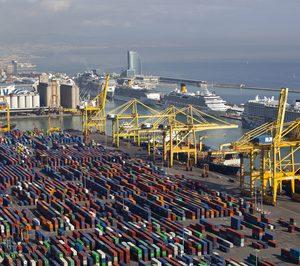 Los puertos españoles movieron 179,1 Mt en el primer cuatrimestre del año