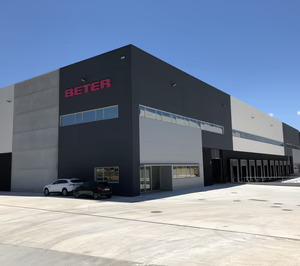 Beter traslada su logística a Martorell con un nuevo almacén