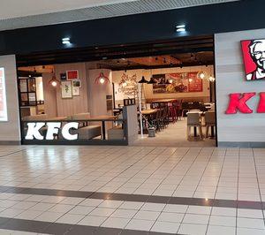 KFC llega a Burgos