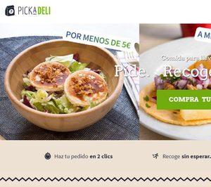 PickaDeli, el servicio online de take away, llegará a 500 restaurantes a final de año