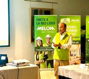 La red de franquicias de obras y reformas Melom desembarca en España