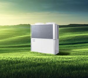 Panasonic lanza la serie GHP GF3 para climatización y ACS