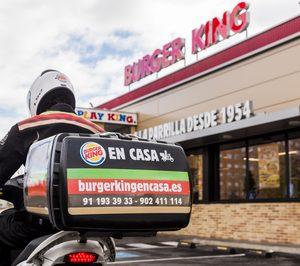 Benacus equipará a los repartidores de delivery de Burger King