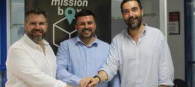 Mission Box gana músculo en el transporte ecológico con Mens Eat