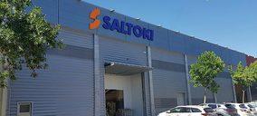 Saltoki desembarca en Valencia