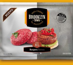 Las hamburguesas Brooklyn Town aterrizan en Dia&Go