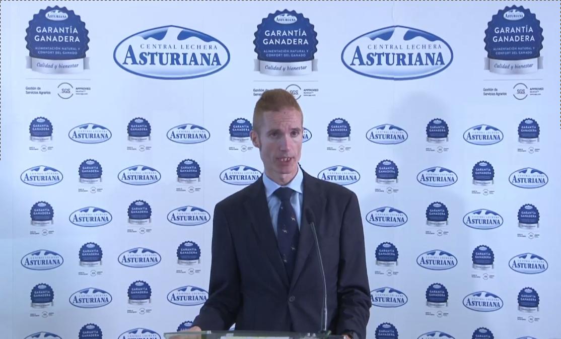 'Central Lechera Asturiana' con garantía ganadera