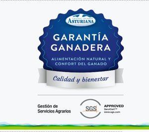 Central Lechera Asturiana con garantía ganadera
