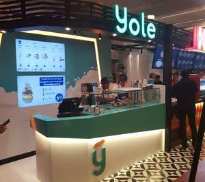 D+1 estrena una unidad Yolé en el aeropuerto de Singapur