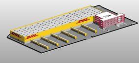 DHL Express Spain ultima la apertura de su gran hub en Barajas