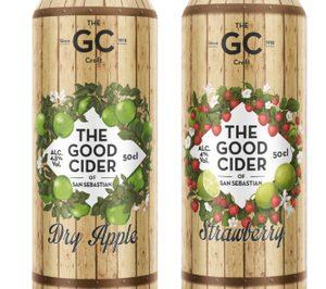 The Good Cider, en un nuevo formato de lata