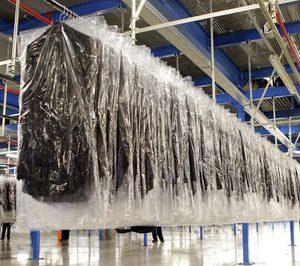 Liquidación y oferta de compra por una especialista en logística textil