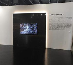 Compac abre nuevo showroom en Estados Unidos