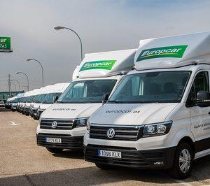 Europcar España inaugura sus primeras Supersites de furgonetas en España