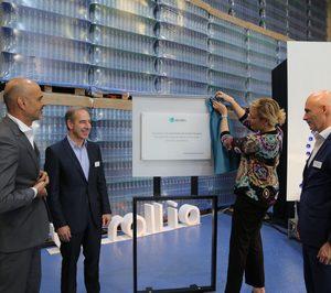 Verallia Spain concluye la reforma de su planta zaragozana