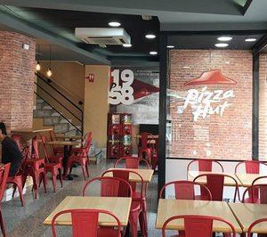 Pizza Hut repite en Pontevedra