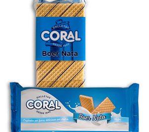 Galletas Coral aborda un salto estratégico en su negocio