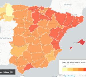 Baleares se convierte en la región más cara para hacer la compra online