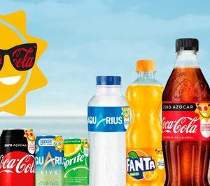 Coca-Cola lanza una promoción multimarca en siete países europeos