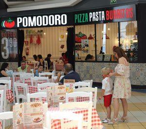 Pomodoro prevé cinco aperturas en el mes de julio