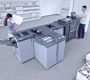 Konica Minolta lanza una nueva serie de impresoras monocromáticas