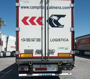 Campillo Palmera amplía la vida de la fruta en el transporte, de la mano de Keepcool