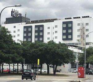 El hotel Condes de Urgel cierra para su transformación