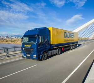 Dachser suma nueve rutas más entre la península y Francia