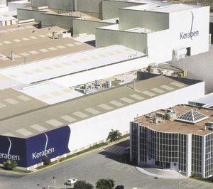 Keraben destina 14 M a mejorar su complejo industrial