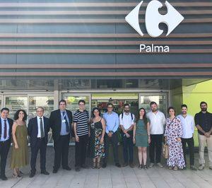 Carrefour lanza la app Reciclaya en Palma de Mallorca