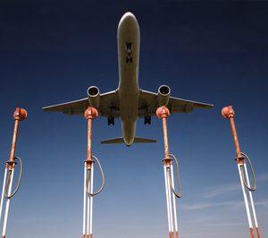 La carga aérea mantiene su alto ritmo