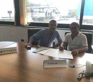 Guillén Group alcanza un acuerdo para distribuir sus productos en Italia
