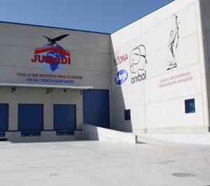 Jumadi avanza en su nuevo centro logístico y adquiere otra nave