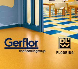 Gerflor se refuerza con el negocio de suelos de linóleo de DLW Flooring