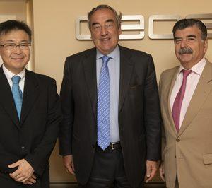Mitsubishi Electric firma un acuerdo con la CEOE