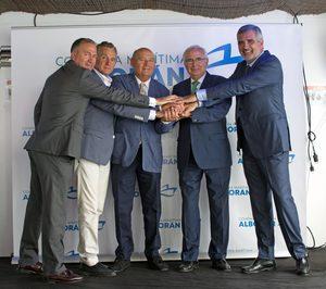 Baleària y Peregar se alían en el Estrecho y crean la nueva Marítima Alborán