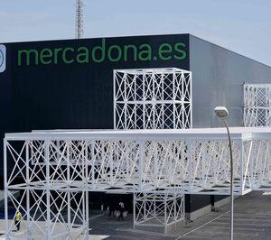 Mercadona prepara almacenes para el servicio online en Madrid y Barcelona